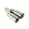 Stainless Steel Car Exhaust Muffler Universal