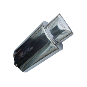 Universal Car Stainless Mirror Polished Exhaust Muffler