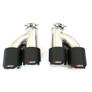 High Quality Carbon Fiber Stainless Steel 304 Exhaust Tip