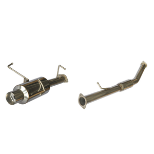 95-99 NISSAN 240SX S14 Stainless Steel Customizable Car Exhaust System