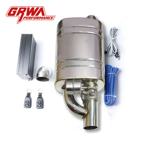 High Performance Stainless Steel 304 General Exhaust Muffler
