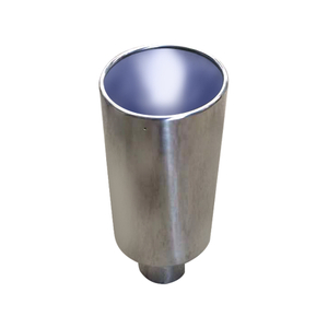 Hot Sale Stainless Steel 304 Polished Truck Exhaust Tip