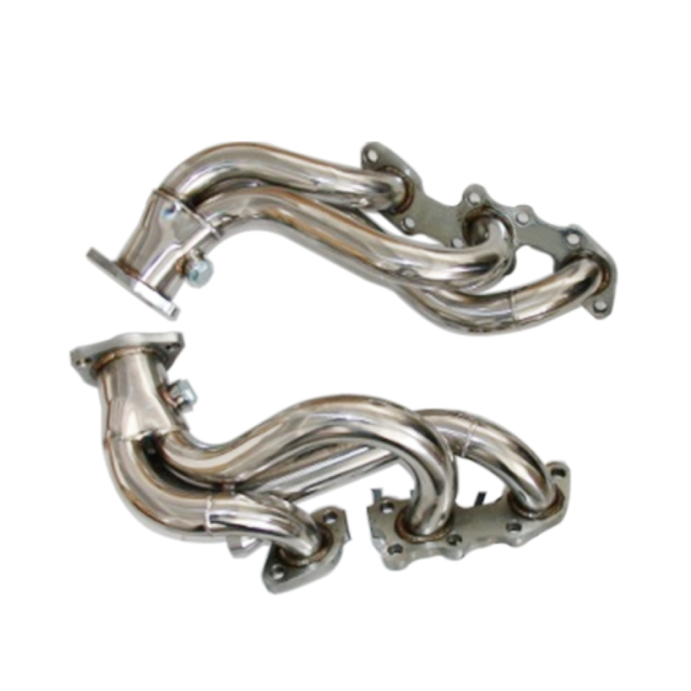 90-96 Nissan 300ZX Z32 Non Turbo 1.25mm Stainless Steel 304/201 exhaust header